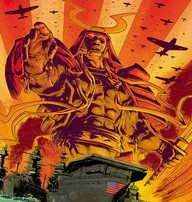 Issue #3 Cover by Simon Coleby