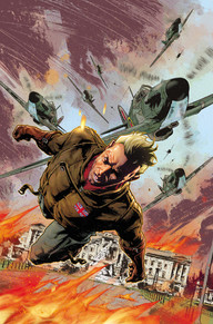 Issue #1 Cover by Simon Coleby