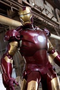 """Robert Downey Jr. as Iron Man in """"Iron Man."""" (Zade Rosenthal / Marvel)"""