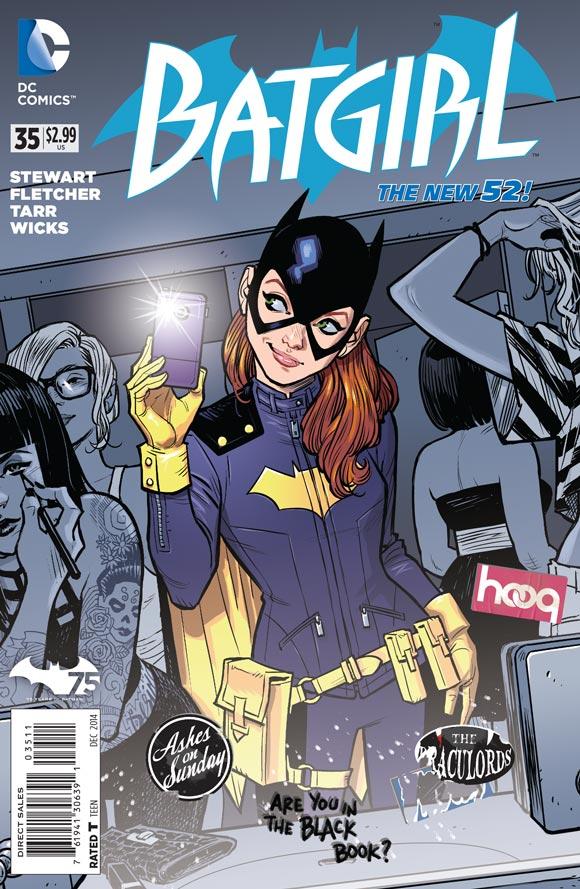Batgirl #35