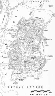 gotham map
