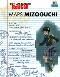 maps roll call