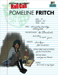 pomeline roll call