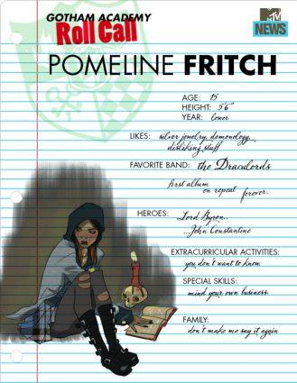 pomeline roll call