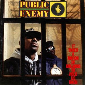 public enemy album cover