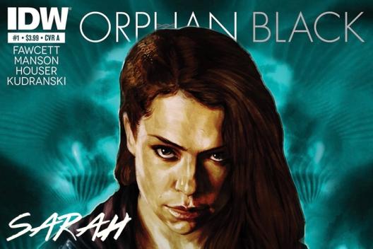 Orphan Black Comic