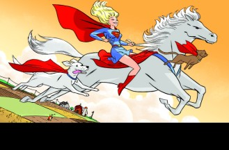 Supergirl-Darwyne-Cooke