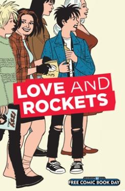 LOVE AND ROCKETS SAMPLER FCBD 2016 EDITION (MR): http://www.previewsworld.com/Catalog/STK699268