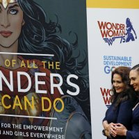 Wonder Woman Ambassador for the Empowerment of Women and Girls