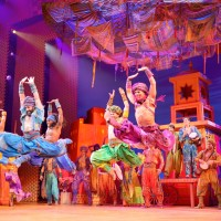 ALADDIN: BROADWAY IN CHICAGO SCORES!