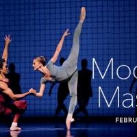 Joffrey Ballet Modern Masters 2018